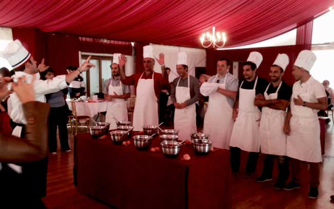 Team building culinaire